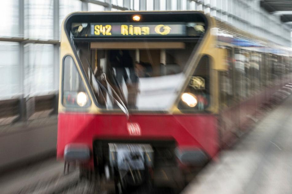 Die Ringbahn ist bis zum 5. August unterbrochen.