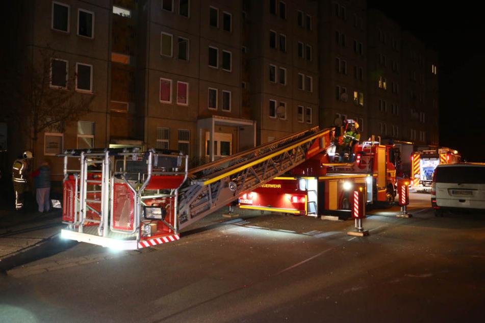 Warum es zum Brand kam, ist derzeit noch unklar.