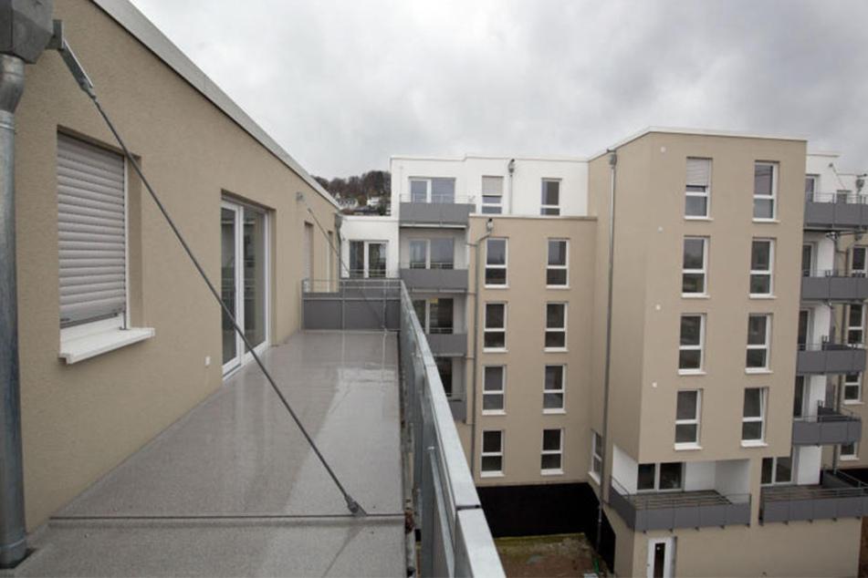Das Lohmann-Carree nimmt Formen an. Erste Wohnungen stehen zur Vermietung bereit.
