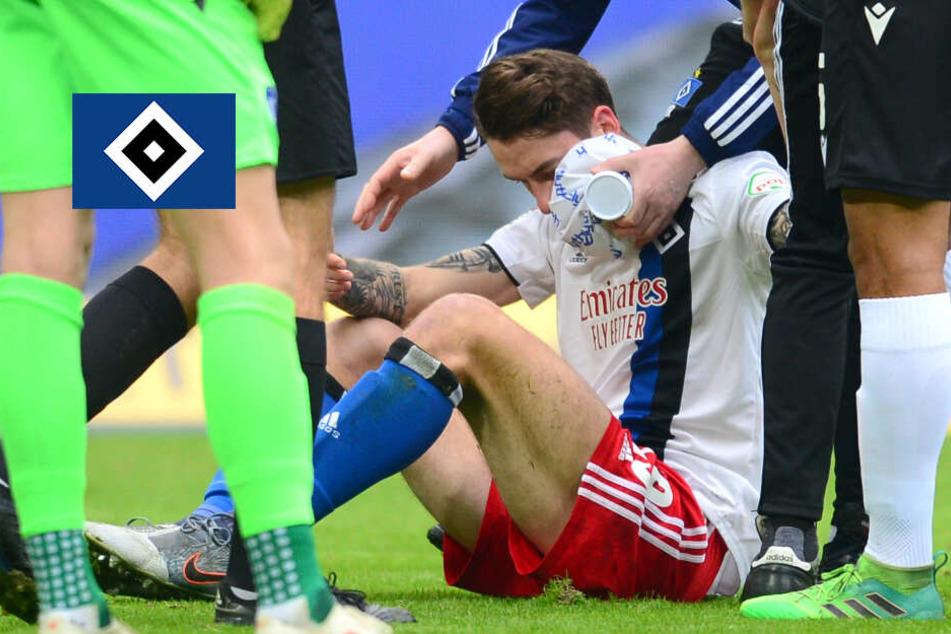 Schock-Diagnose: HSV muss auf Adrian Fein verzichten