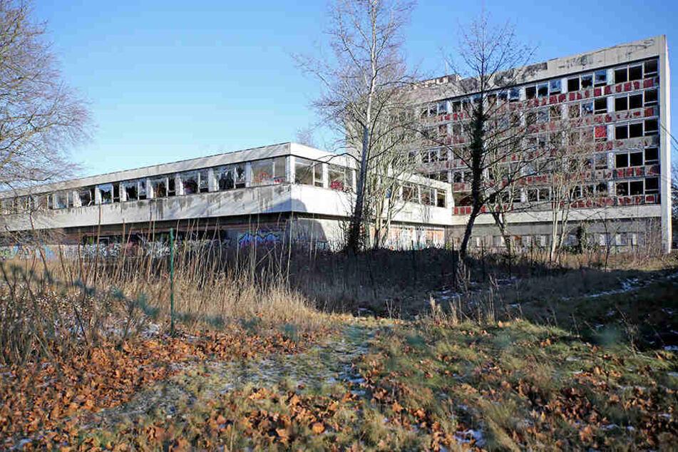 Das 1969 errichtete Gästehaus des Ministerrats der DDR in Leipzig soll saniert und zu Wohnraum umgebaut werden.