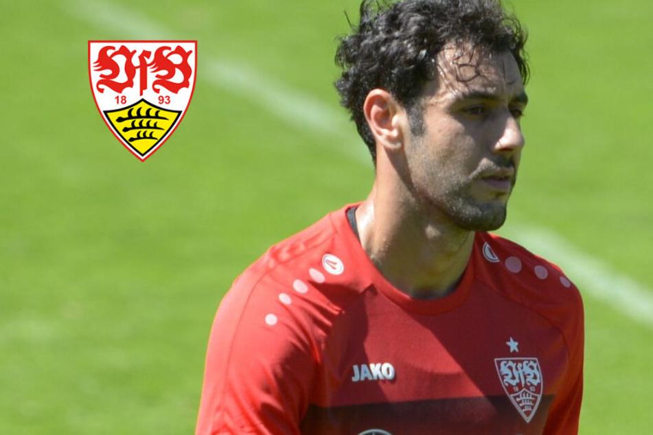 VfB Stuttgart weiter mit Sorgen! Al Ghaddioui droht gegen Dynamo auszufallen
