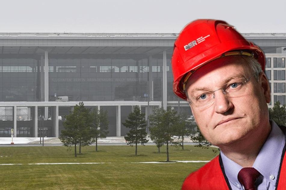 Auch er schaffte es nicht zur Eröffnung: Bauleiter des BER gefeuert