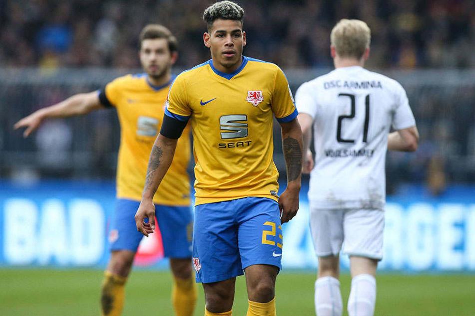 Fußball | 0:6 in Bielefeld: Heftiger Rückschlag für Braunschweig