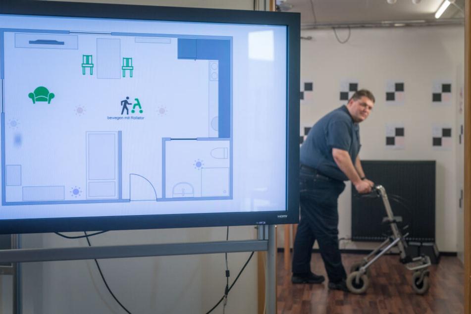 Künstliche Intelligenz als Pflege-Helfer Chemnitzer Uni entwickelt