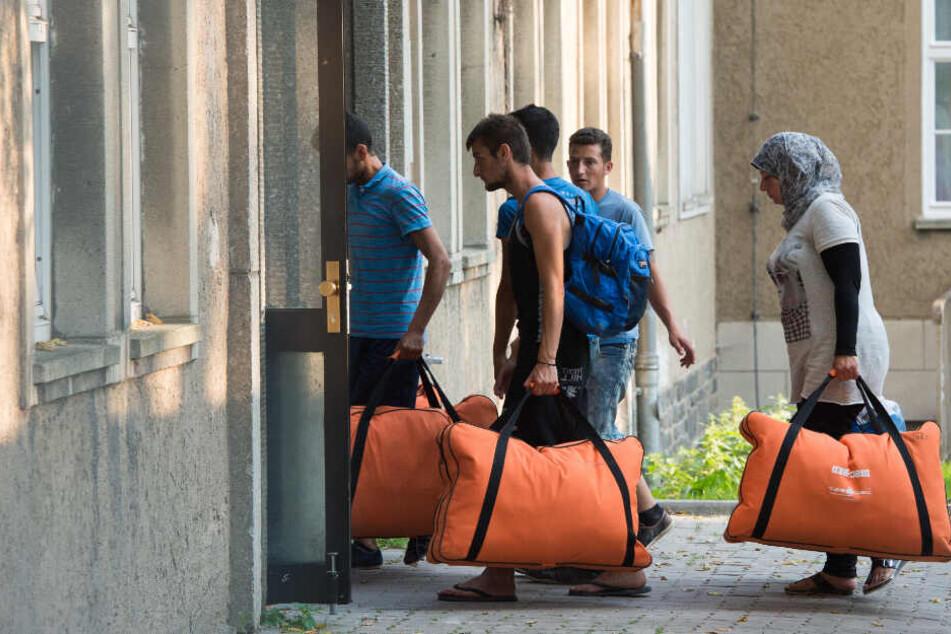 Die Auslastung der Flüchtlingsunterkünfte in Leipzig sank in den letzten Jahren kontinuierlich. Nun gibt die Stadt drei Standorte auf.