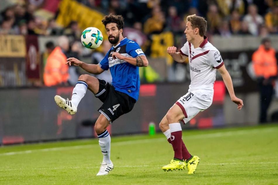 Der DSC nahm aus Dresden drei Punkte mit.