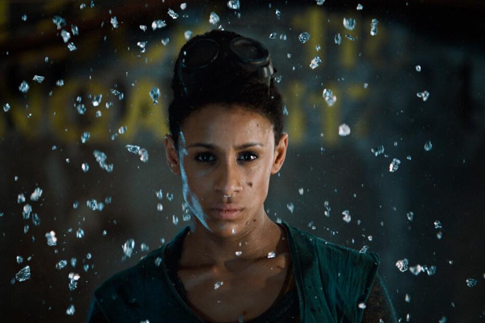"""Von Obianaju """"Obi"""" Washington (Lara Rossi) hängt ab, ob die Menschheit noch eine Chance hat, zu überleben."""