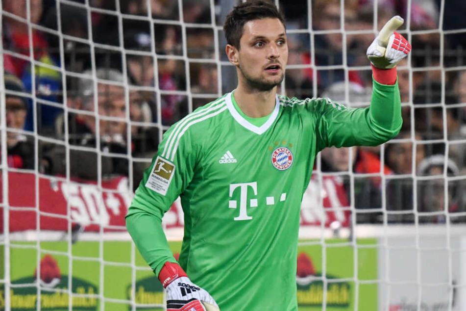 Sven Ulreich könnte dem FC Bayern München im Finale des DFB-Pokals fehlen.