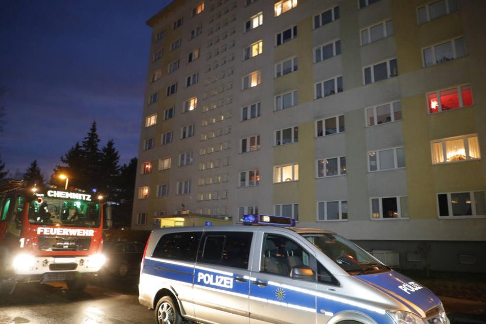 Im zweiten Stock des Mehrfamilienhauses ist es an Silvester zu einem Brand gekommen.
