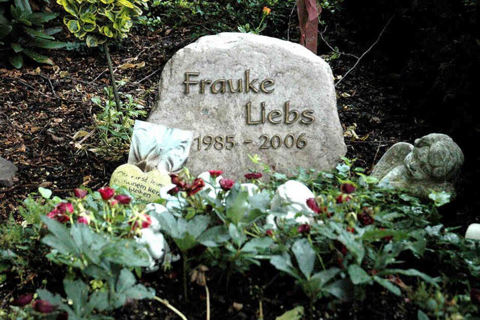 Auf einem Friedhof in Lübbecke wurde Frauke Liebs beigesetzt.