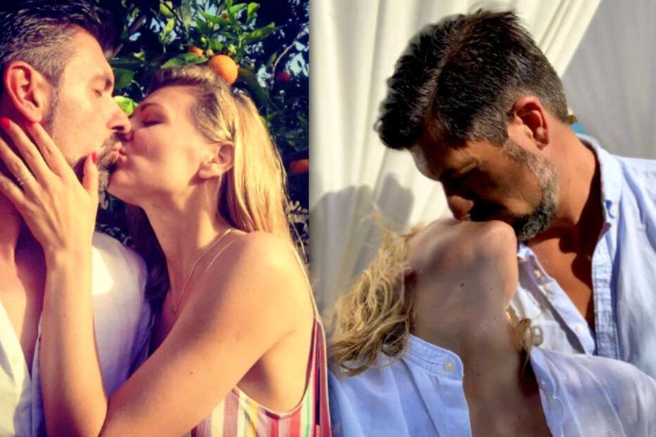 Ella Endlich (35) und ihr Freund Marius Darschin (42) sind schwer verliebt!