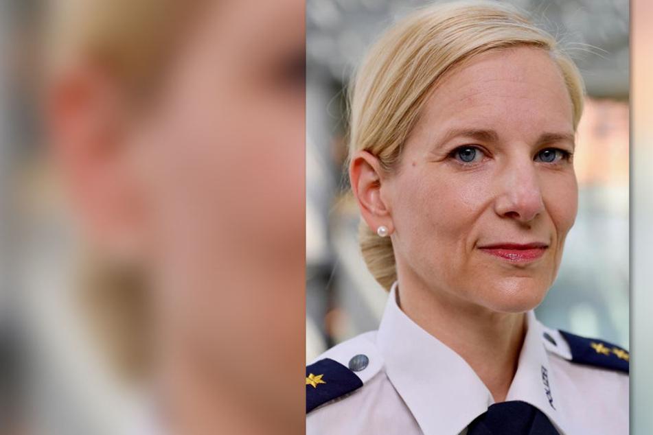 Sonja Penzel wird ab August neue Chefin der PD Chemnitz.