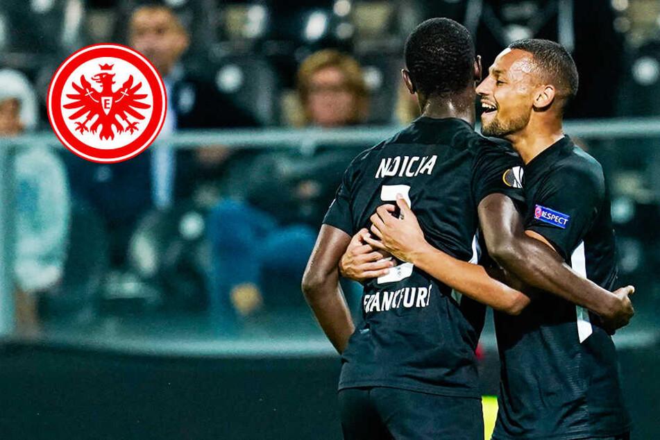 Eintracht Frankfurt mit erstem Dreier in Europa League! Ndicka sichert Sieg in Guimaraes
