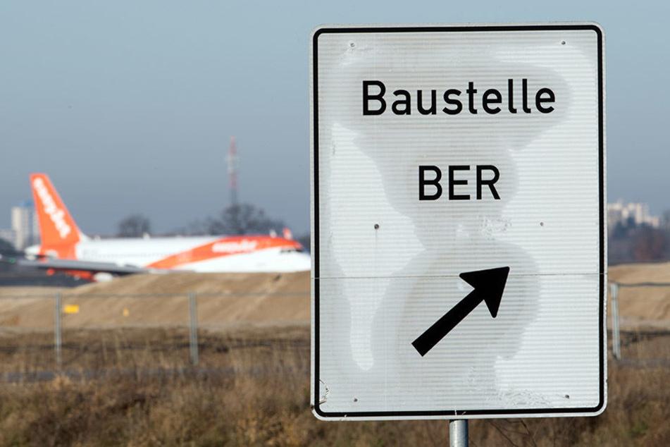Die Dauerbaustelle: Der Hauptstadtflughafen wird bereits seit 2006 gebaut.