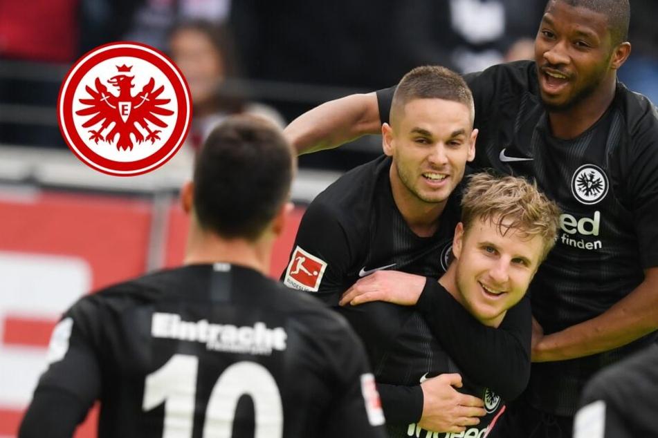 Unschlagbare Eintracht: Schlusslicht Nürnberg kein Problem für Jovic und Co.