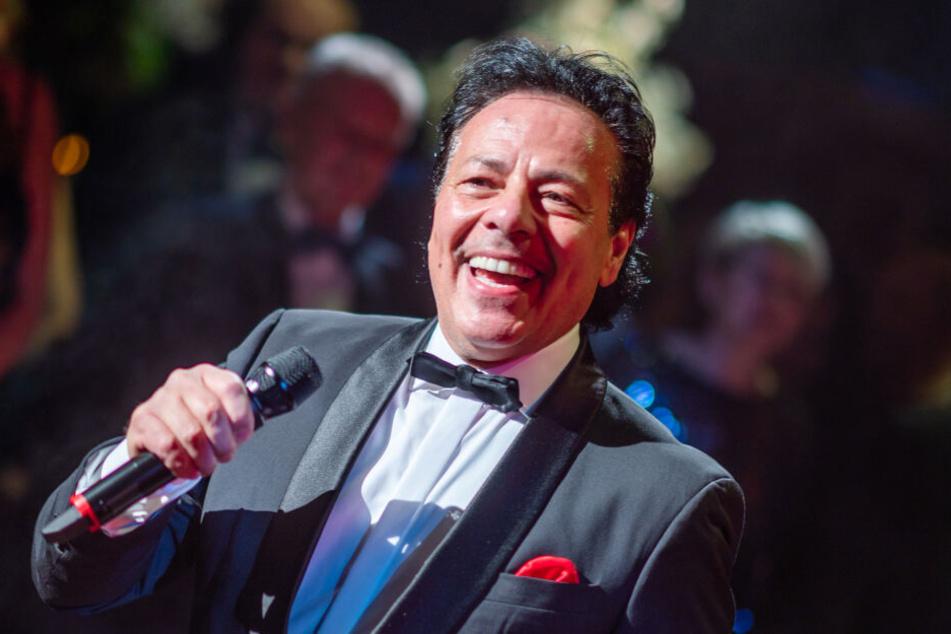 Oh Baby, Balla Balla! Italo-Pop-Legende Francesco Napoli (57) unterhielt das Publikum ab Mitternacht mit Evergreens und Gassenhauern.