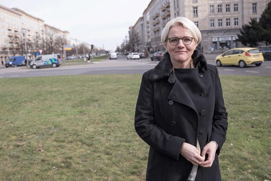 Verkehrssenatorin Regine Günther (parteilos) hat schon eine Liste aufgestellt, mit den Straßen, auf denen schon 2017 Tempo 30 eingeführt werden soll.