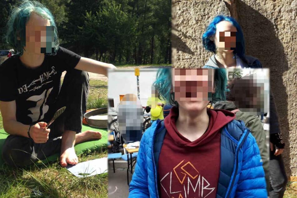 Der 14-jährige Luc Aaron aus Leipzig ist aufgefunden worden.