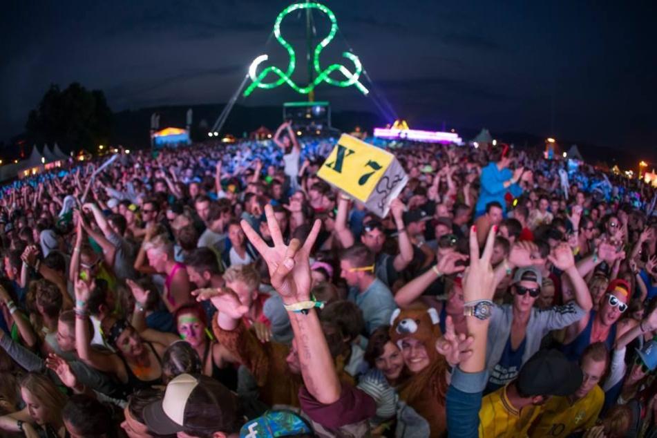 """Das """"SMS""""-Festival ist ausverkauft, rund 35.000 Fans werden erwartet."""