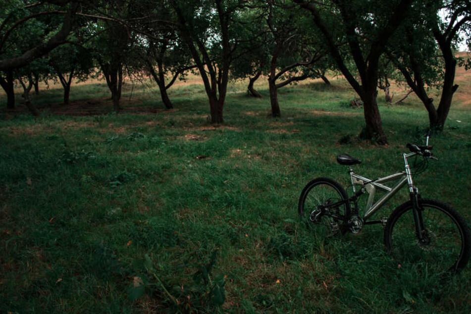 Nachdem er von seinem Fahrrad abgestiegen war, um seine Schnürsenkel zu binden, wurde ein 47-Jähriger von einem Fremden attackiert. (Symbolbild)