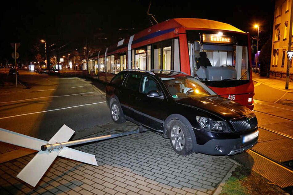 Versicherer warnen vor Chemnitzer Straßenbahnen