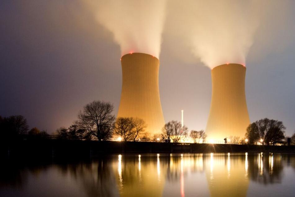 Atomkraftwerk wegen Mega-Hitze abgeschaltet!