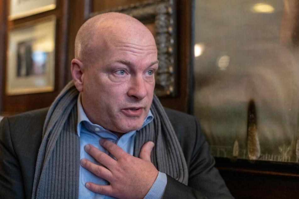Joachim Wolbergs (SPD) will von der Vorwürfen freigesprochen werden. (Archivbild)
