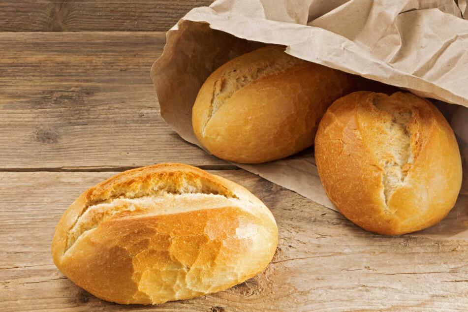 Der Dieb verließ die Bäckerei viermal ohne zu bezahlen (Symbolbild).