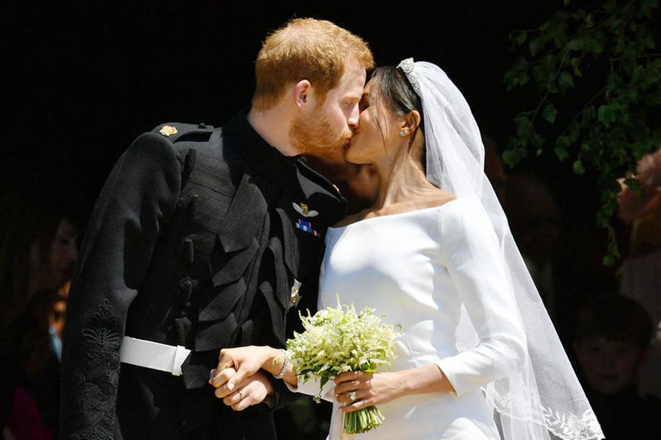 Das Highlight des royalen Jahres 2018 war ohne Zweifel die Hochzeit von Harry und Meghan.