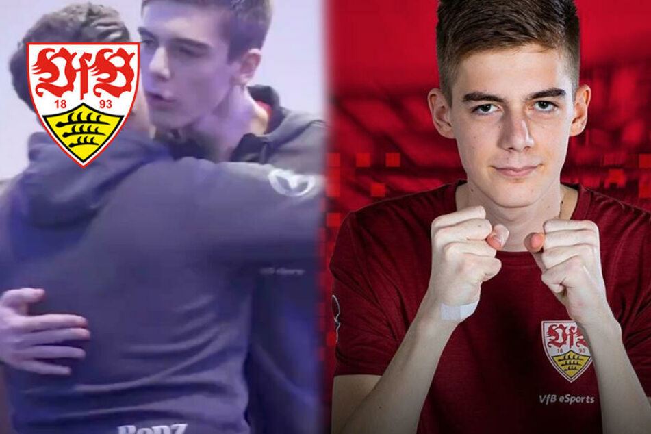 eSport-Profi des VfB Stuttgart steht bei großem Turnier in Paris im Halbfinale