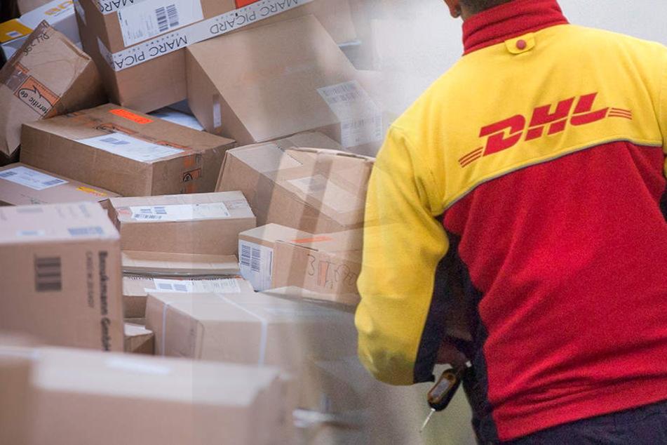 Per DHL-Paket wurden die Arbeiten an Juristische Prüfungsamt geschickt. Dort kamen sie nie an. (Symbolbild)