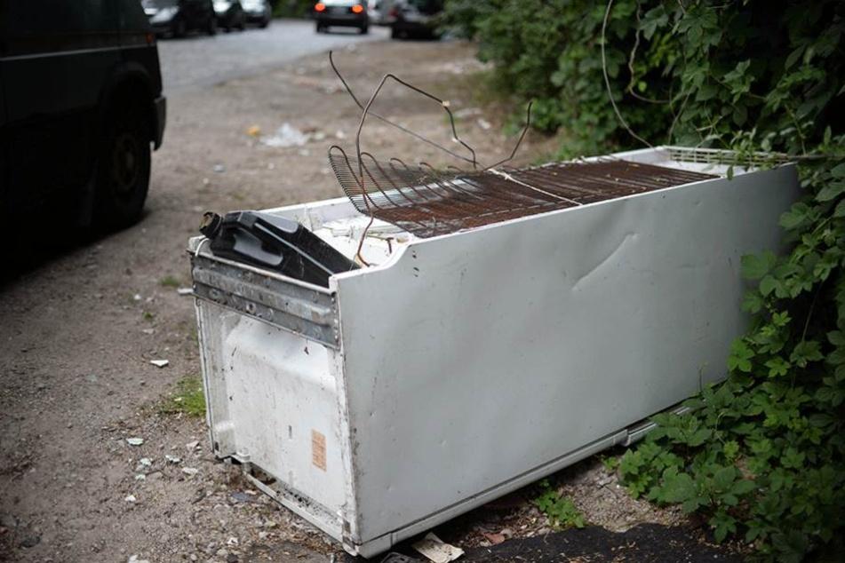 Illegaler Sperrmüll wird immer häufiger von den Berlinern angezeigt.
