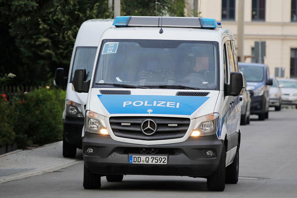 Großeinsatz in Limbach-Oberfrohna: Im Juni wollten Zeugen den Flüchtigen in der Innenstadt gesehen haben.