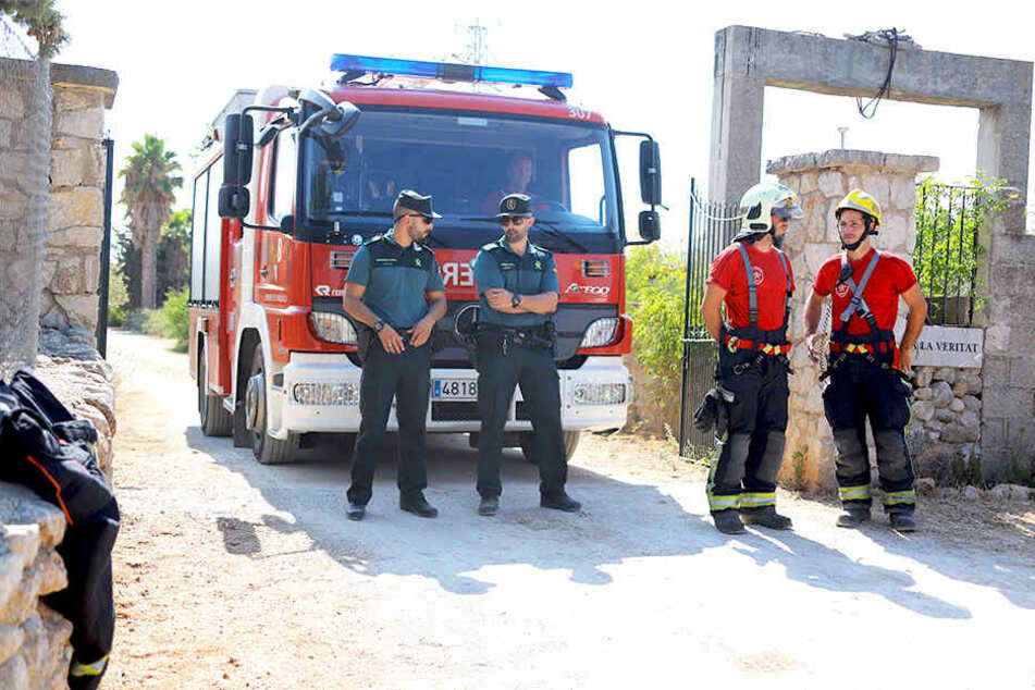 Heli und Kleinflugzeug stoßen auf Mallorca zusammen: Sieben Tote, darunter ein Kind