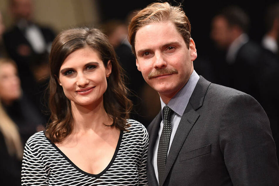 Daniel Brühl und Felicitas Rombold haben heimlich geheiratet.