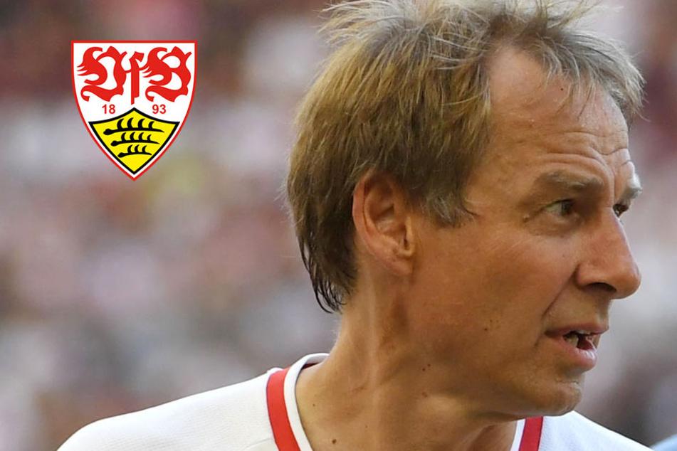 Stuttgart-Krise Für VfB-Legende Klinsmann hat der Überlebenskampf begonnen!