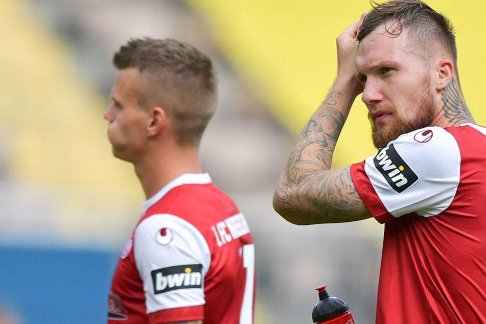 Gegen Jan Löhmannsröben (27) ermittelt nun der DFB.