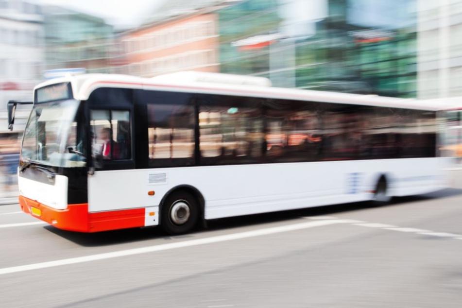 Im Schulbus befanden sich neben dem Busfahrer noch neun Kinder im Alter von 13 bis 14 Jahren. (Symbolbild)