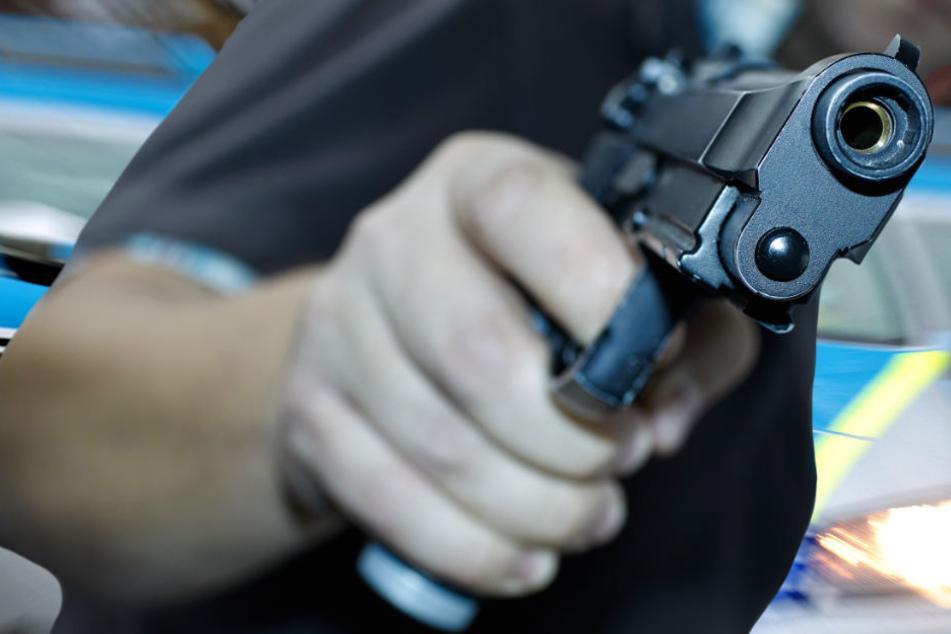 Schüsse aus fahrendem Auto sorgen für Angst und Schrecken