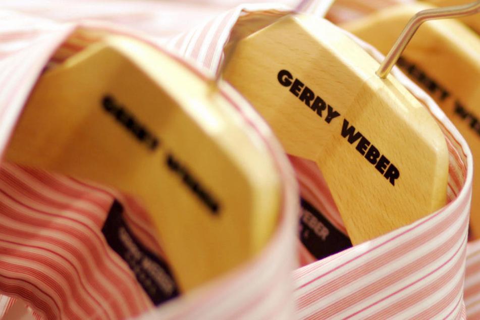Die Bilanz des Modekonzerns Gerry Weber ist nicht gerade positiv.