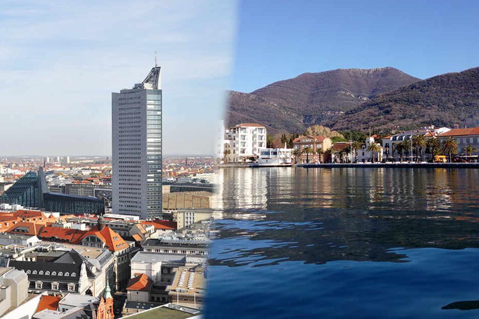 Von der Messestadt ins Paradies Tivat an deer Küste von Montengro - ab Mai kann's losgehen!