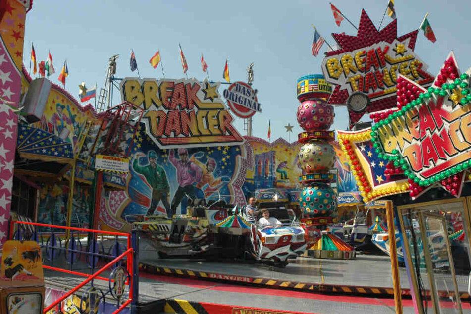 Lunapark in Paderborn eröffnet die Kirmessaison