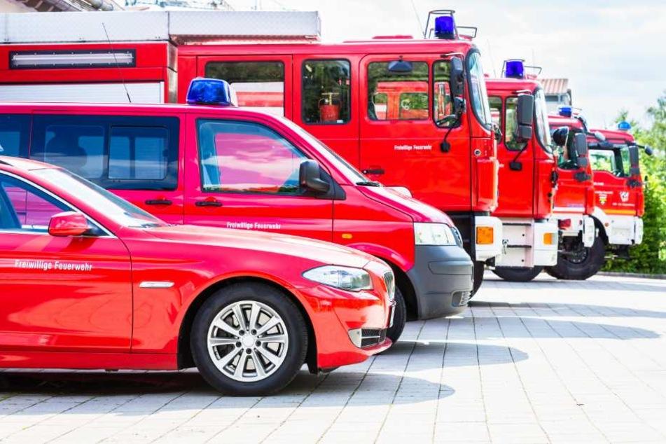 Der Neubau soll auch für Lehrgänge der Feuerwehr genutzt werden. (Symbolbild)