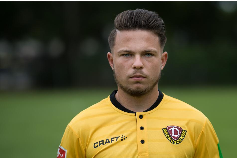 Vasil Kusej (22) wird nicht mehr für Dynamo spielen. Er kann sich einen neuen Klub suchen.
