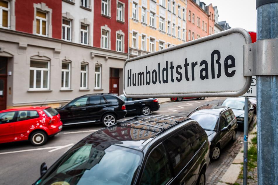 Tatort Humboldtstraße: 26 Fahrzeuge wurden dort in nur zehn Tagen verschrammt.