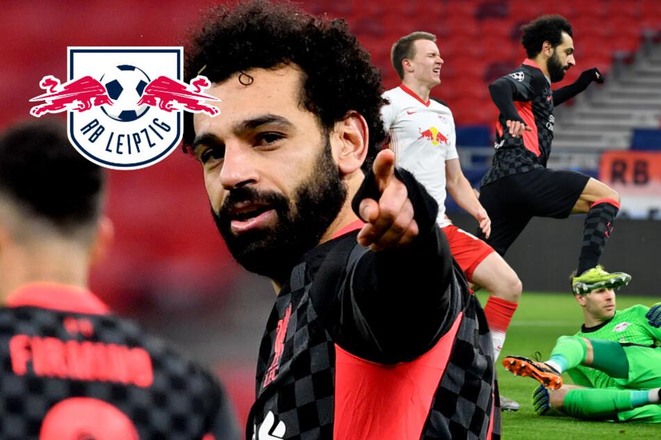 RB Leipzig schlägt sich selbst! FC Liverpool nutzt Mega-Patzer eiskalt aus