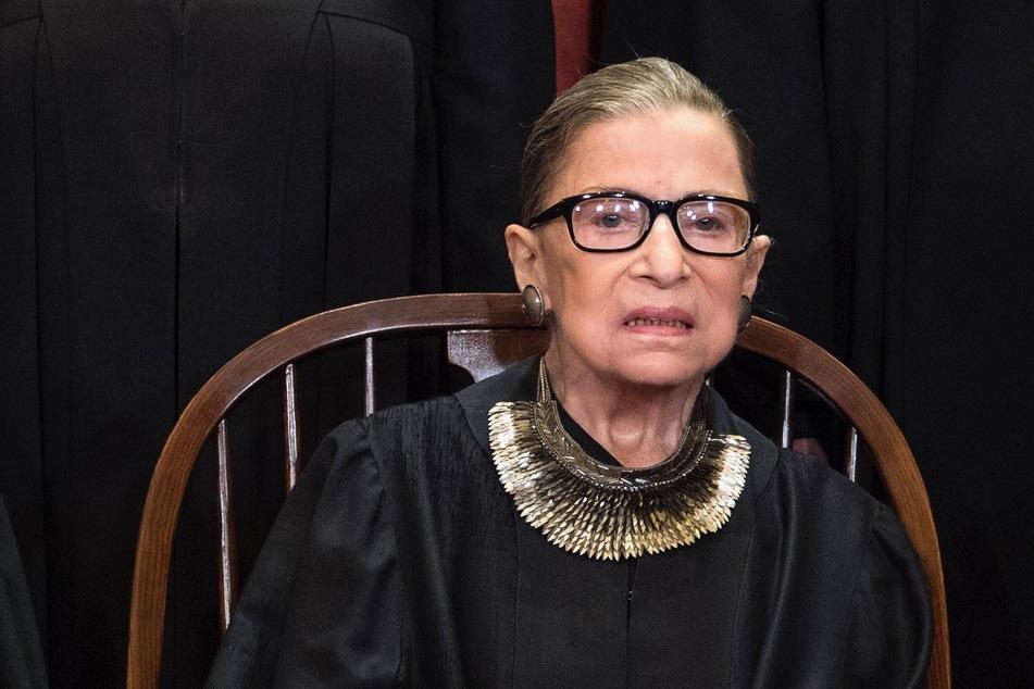 Ruth Bader Ginsburg (†87).