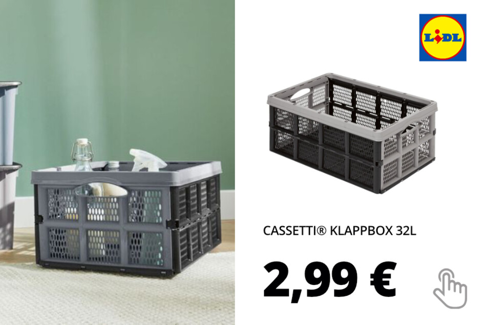 CASSETTI® Klappbox 32L