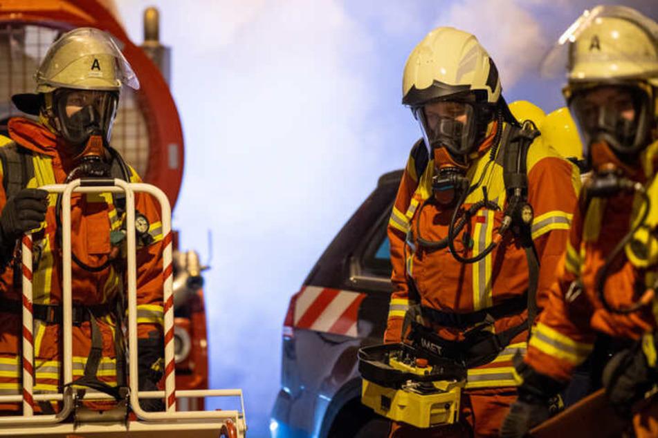 Zwei Brände in Hochhaus innerhalb von zwei Tagen: Polizei vermutet Brandstiftung